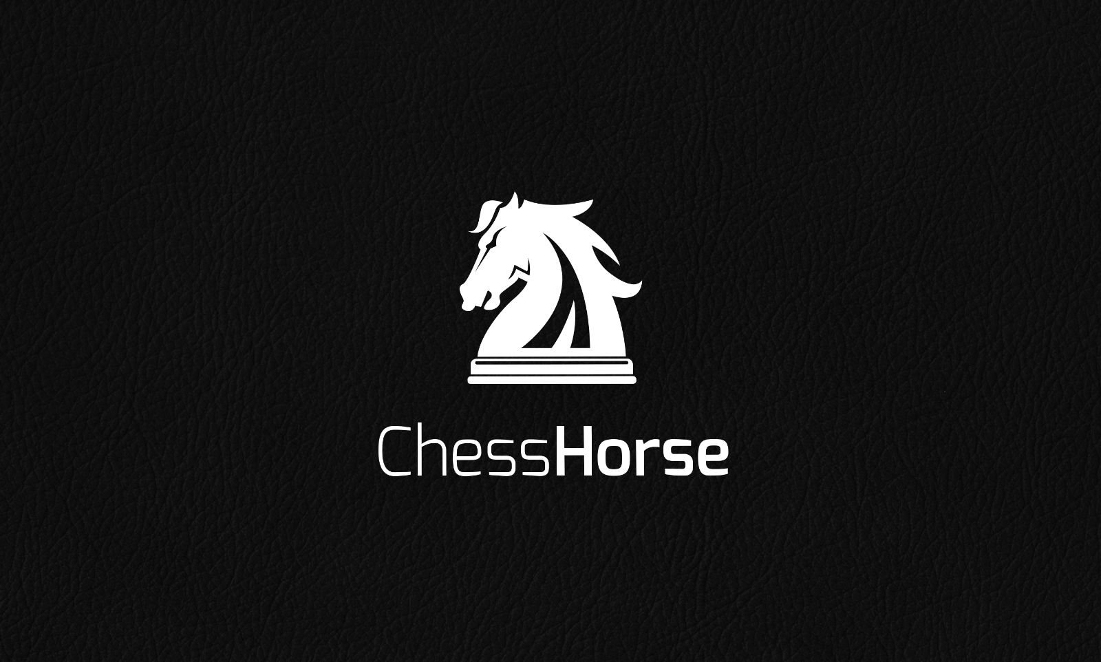 Chess Horse Logo Screenshot 2