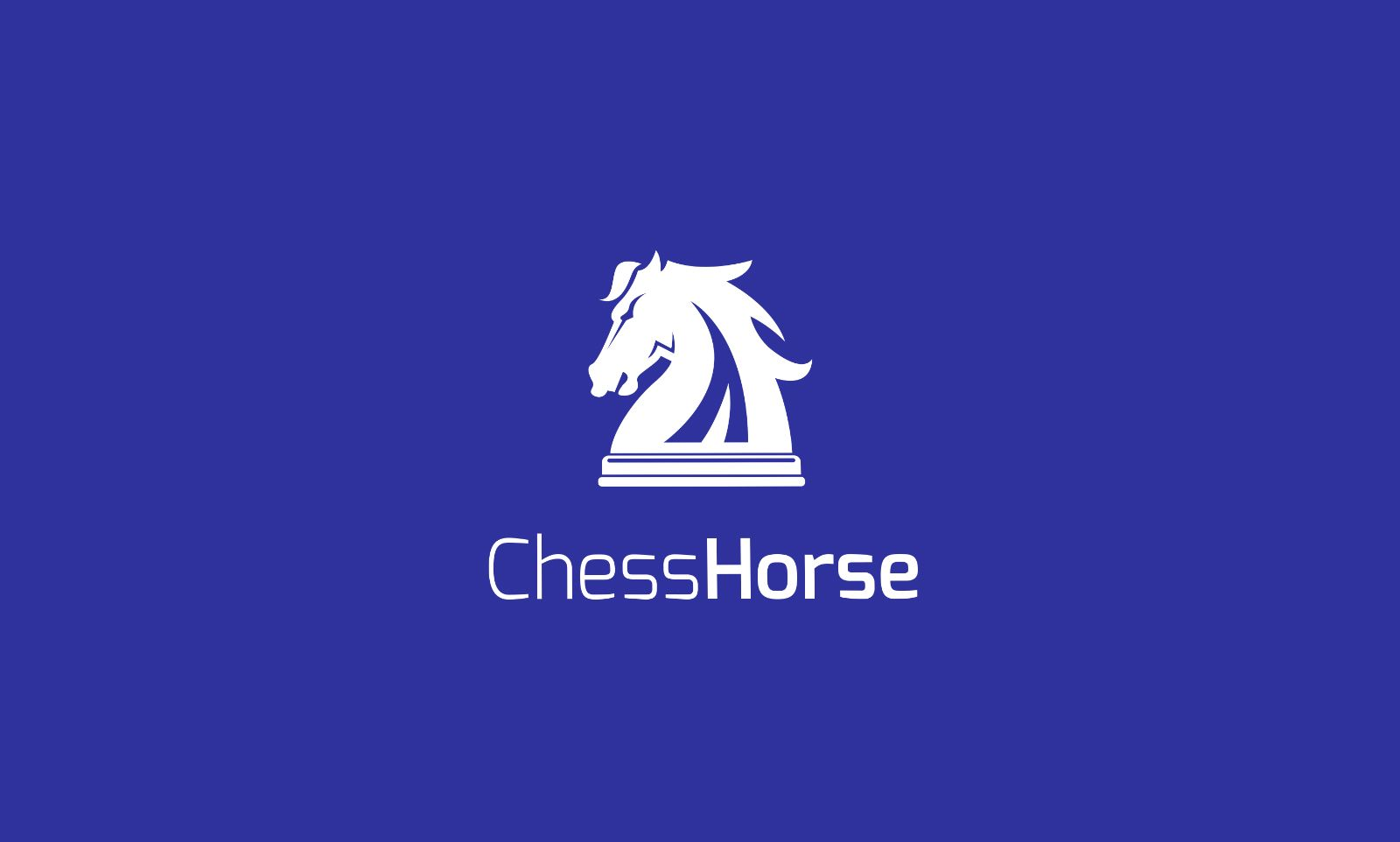 Chess Horse Logo Screenshot 3