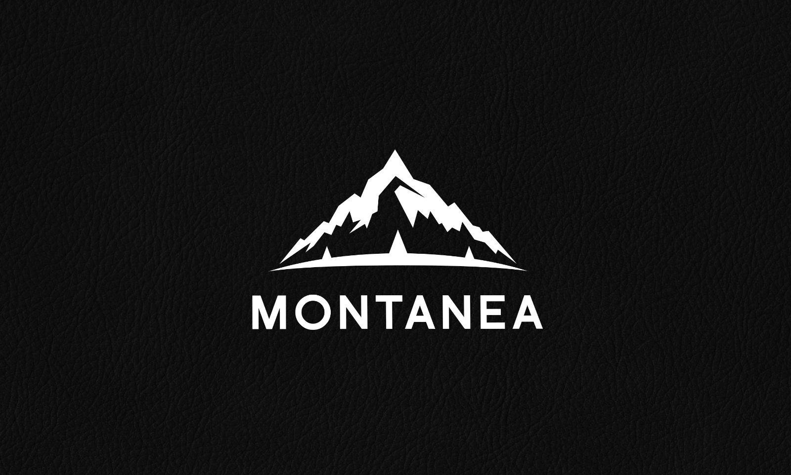 Montanea Logo Template Screenshot 2