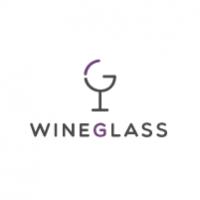 Wine Glass Logo Template