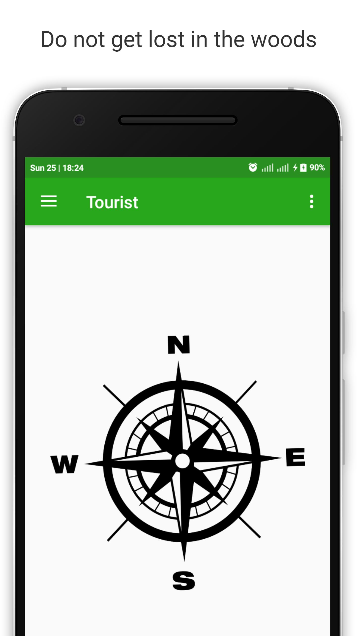 Tools For Tourism - Android Template Screenshot 4