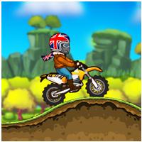 Moto Bike Race Climb - Buildbox template