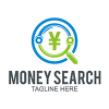 money-search-logo-template