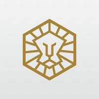 Lion Cube Logo