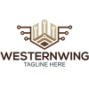 western-wing-logo-template