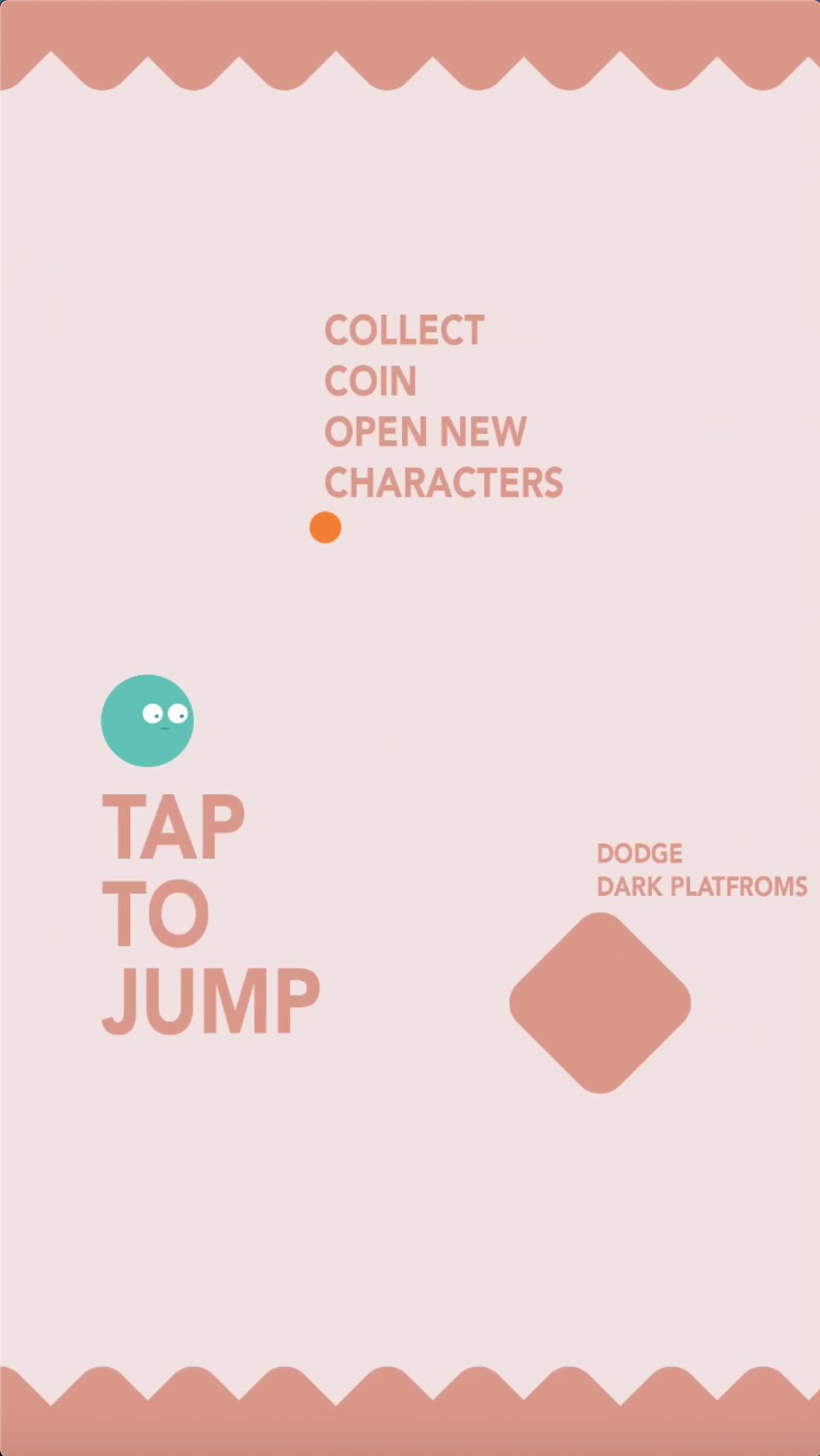Tap Circle - iOS Game Source Code Screenshot 2
