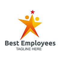 Best Employees - Logo Template