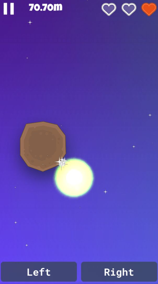 Asteroid Navigator - Complete Unity Project Screenshot 6
