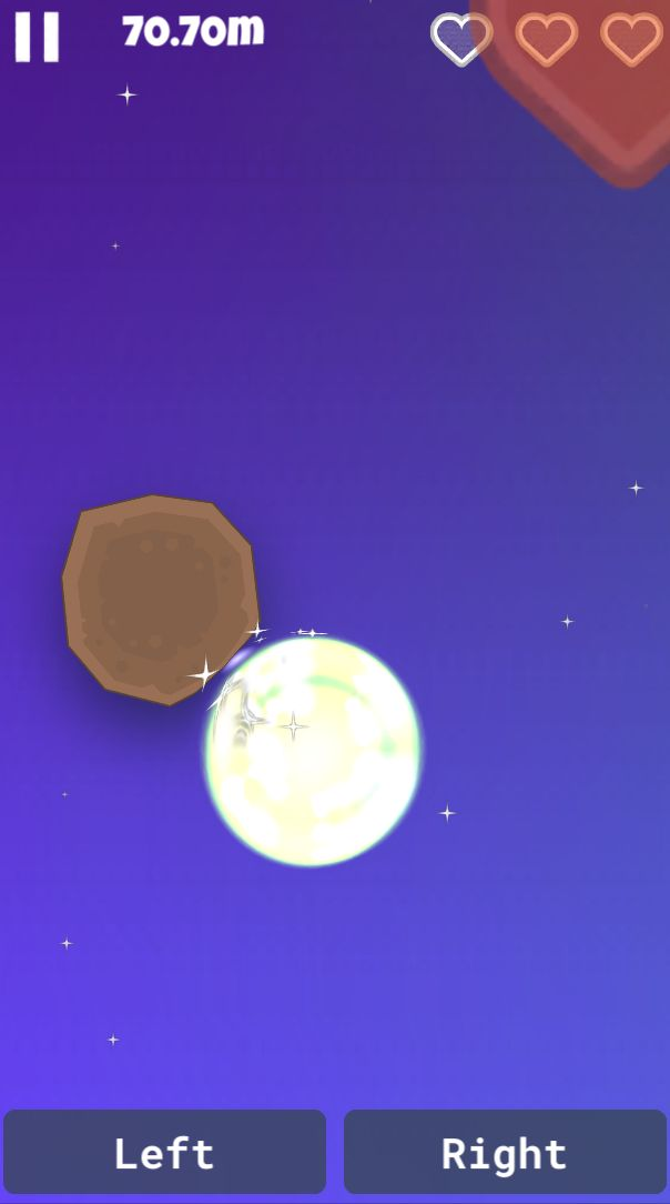 Asteroid Navigator - Complete Unity Project Screenshot 7