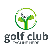 Golf Club - Logo Template