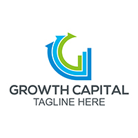 Growth Capital - Logo Template