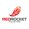 Red Rocket - Logo Template