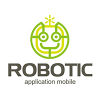robotic-logo-template