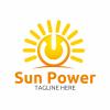 sun-power-logo-template
