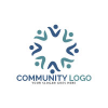 community-logo-design-teamwork