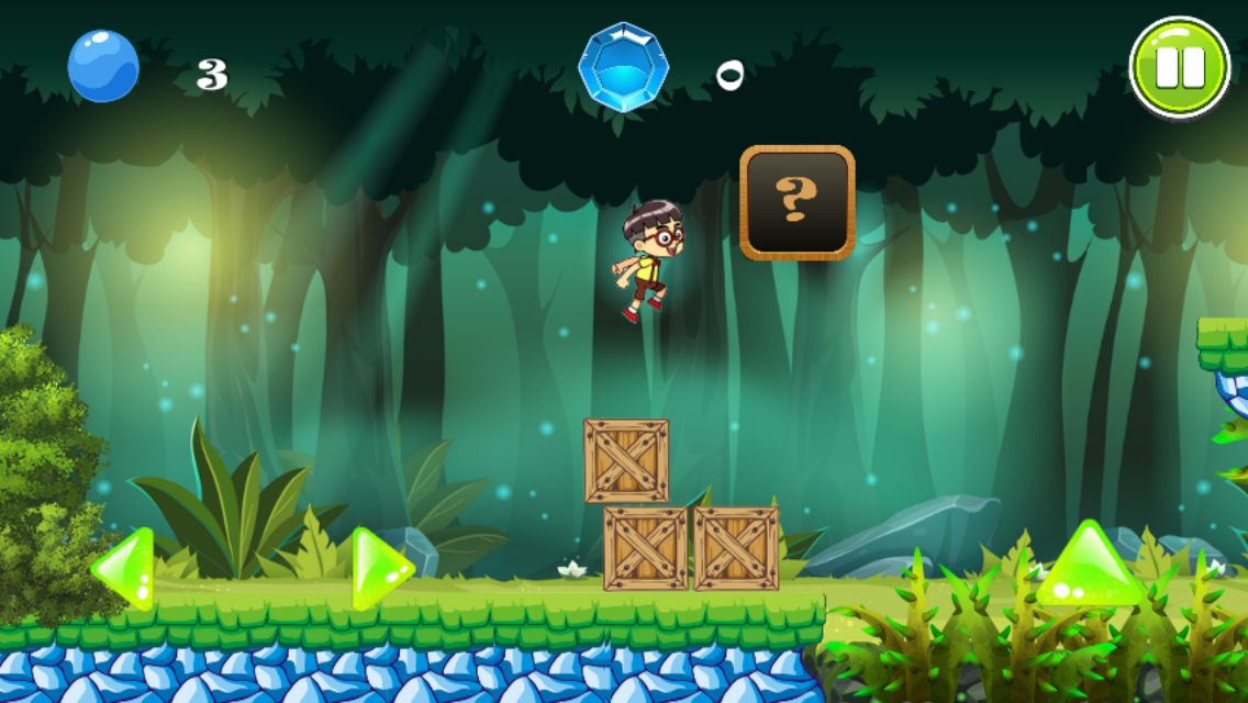 Kids Adventure Android iOS Buildbox with Applovin  Screenshot 10