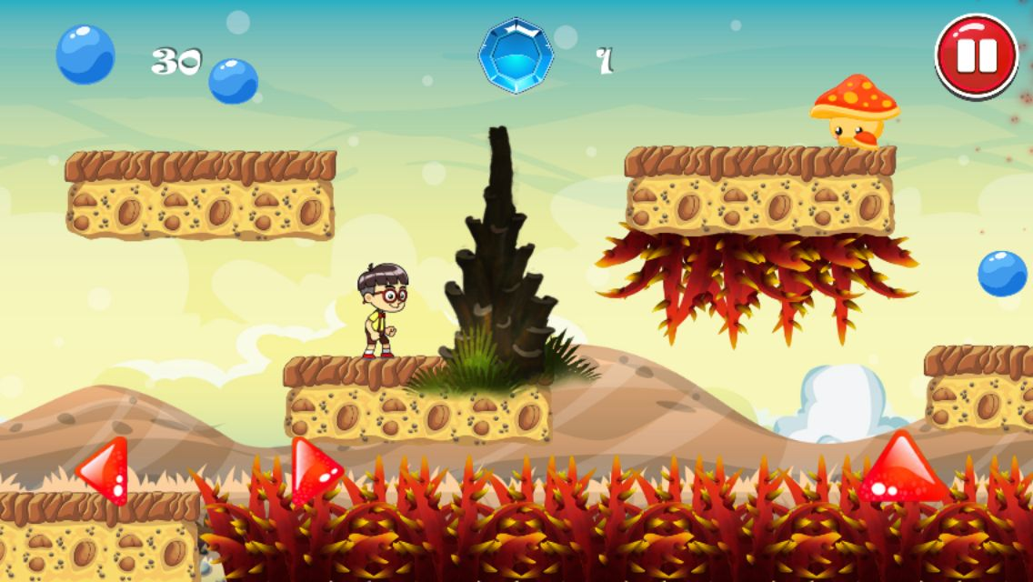 Kids Adventure Android iOS Buildbox with Applovin  Screenshot 12