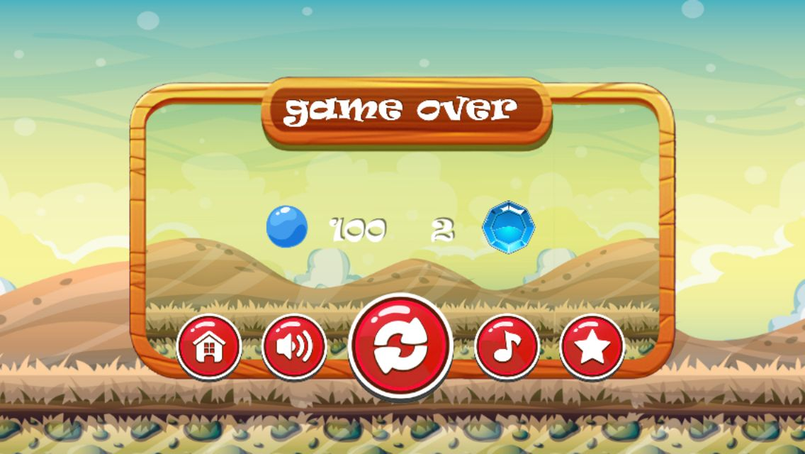 Kids Adventure Android iOS Buildbox with Applovin  Screenshot 13