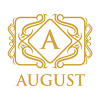 august-logo-template