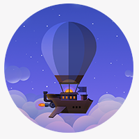 Cloud Flight - Full Unity Project