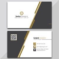 Latest Business Card Template