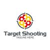 target-shooting-logo-template