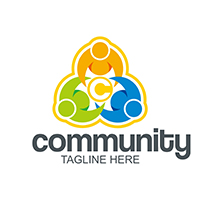 Community - Logo Template