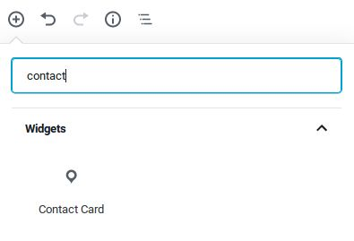 Business Contact Info WordPress Plugin  Screenshot 5