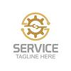 Service - Logo Template