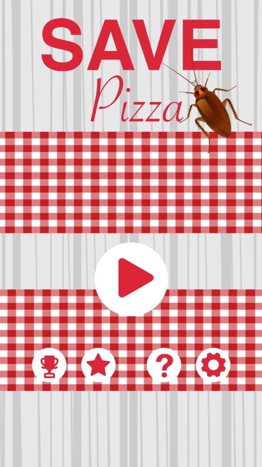 Save Pizza - Unity 2D Project Screenshot 1