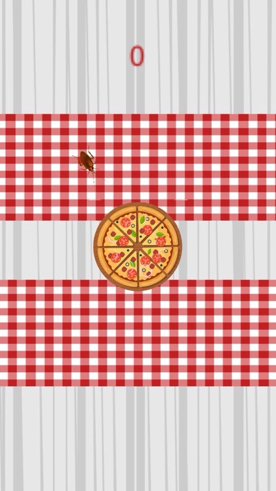 Save Pizza - Unity 2D Project Screenshot 3