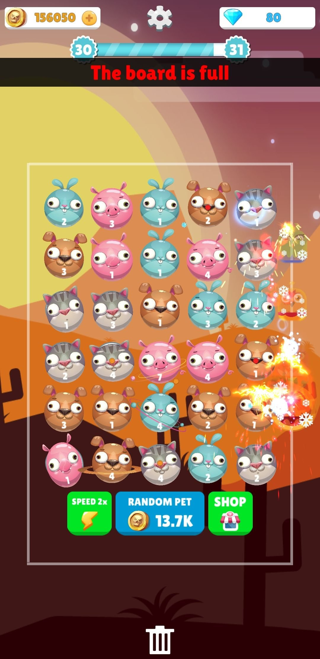 Merge Animals - Tower Defense Unity Project Screenshot 6