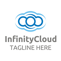 Infinity Cloud - Logo Template