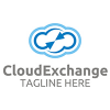 CloudExchange - Logo Template