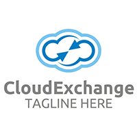 CloudExchange - Logo Template