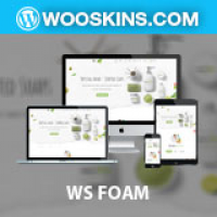 WS Foam WordPress Theme