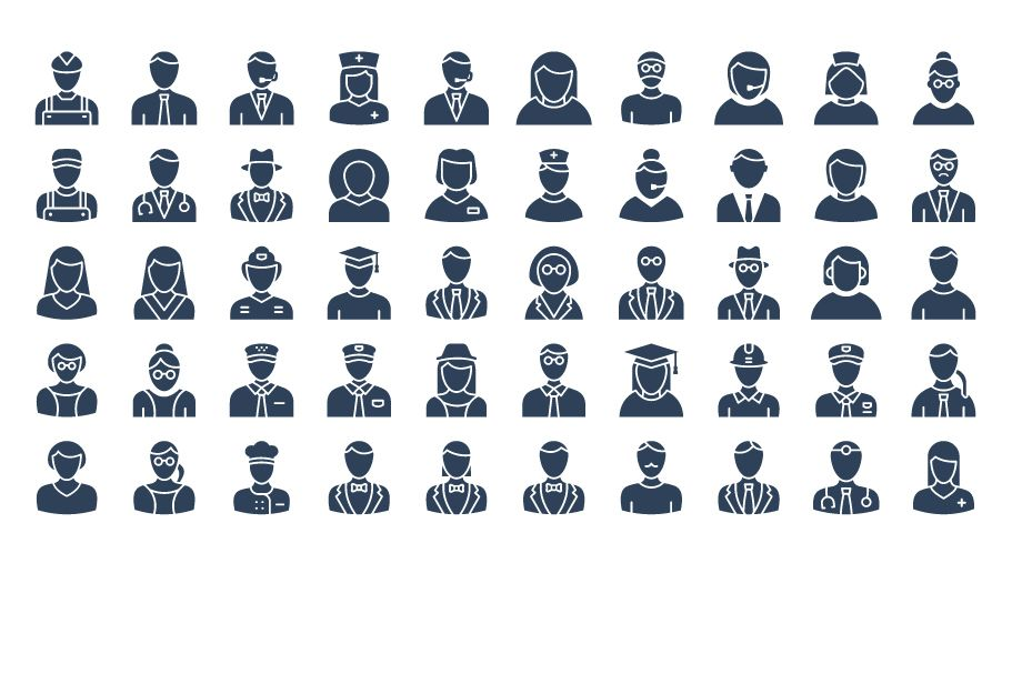 400 Professional Vector Icons Pack Screenshot 4