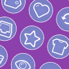 210-instagram-story-highlights-purple-icons-pack