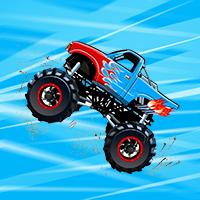Truck King Adventure - Buildbox Game Template