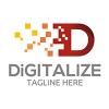 Digitalize - Logo Template