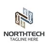 north-tech-logo-template