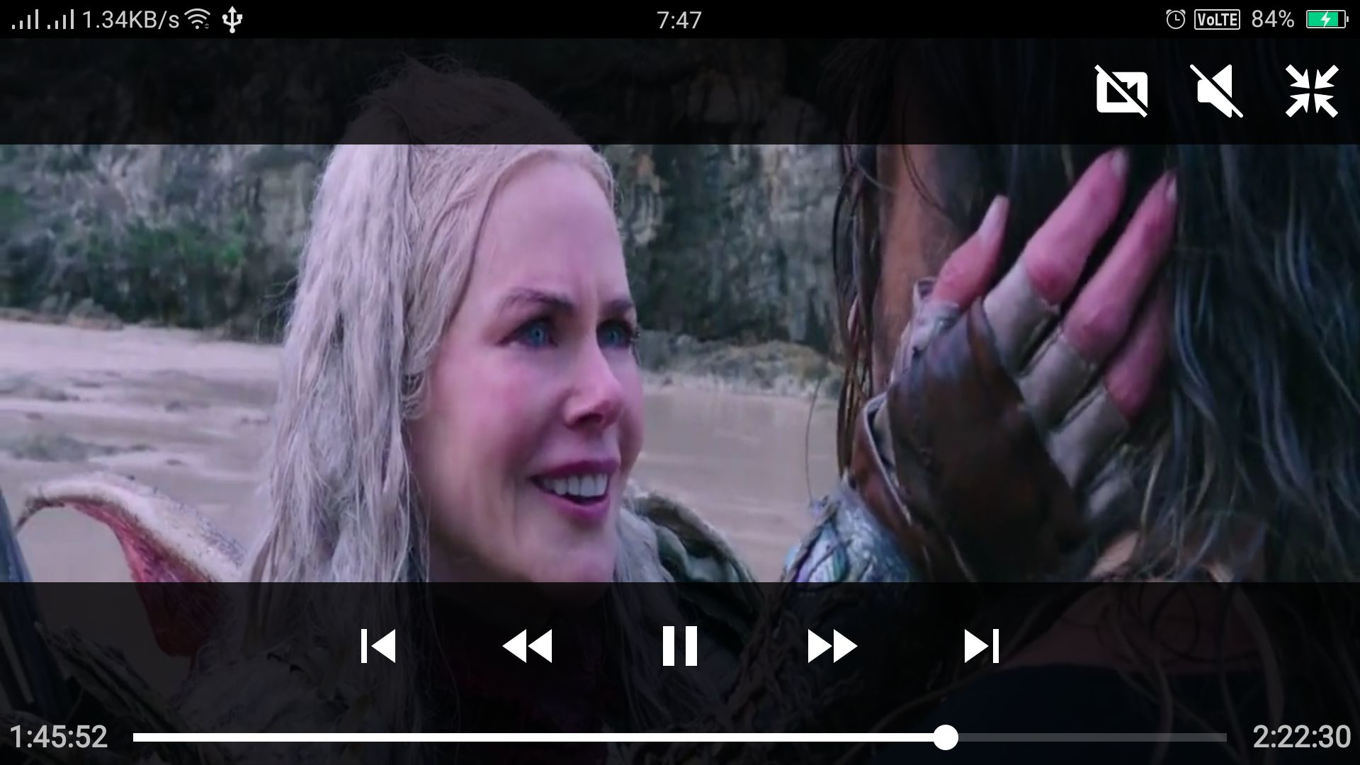 Video Player Android App Source Code Screenshot 7