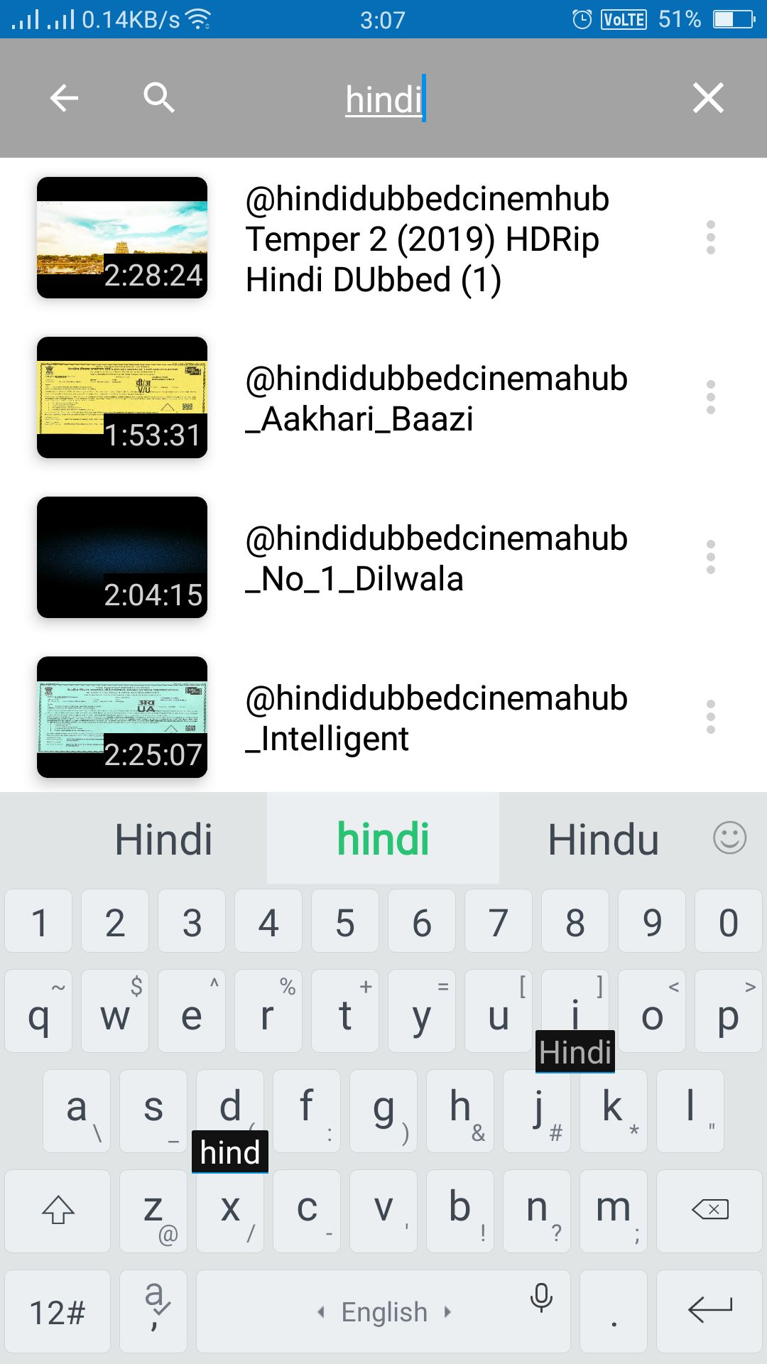 Video Player Android App Source Code Screenshot 11