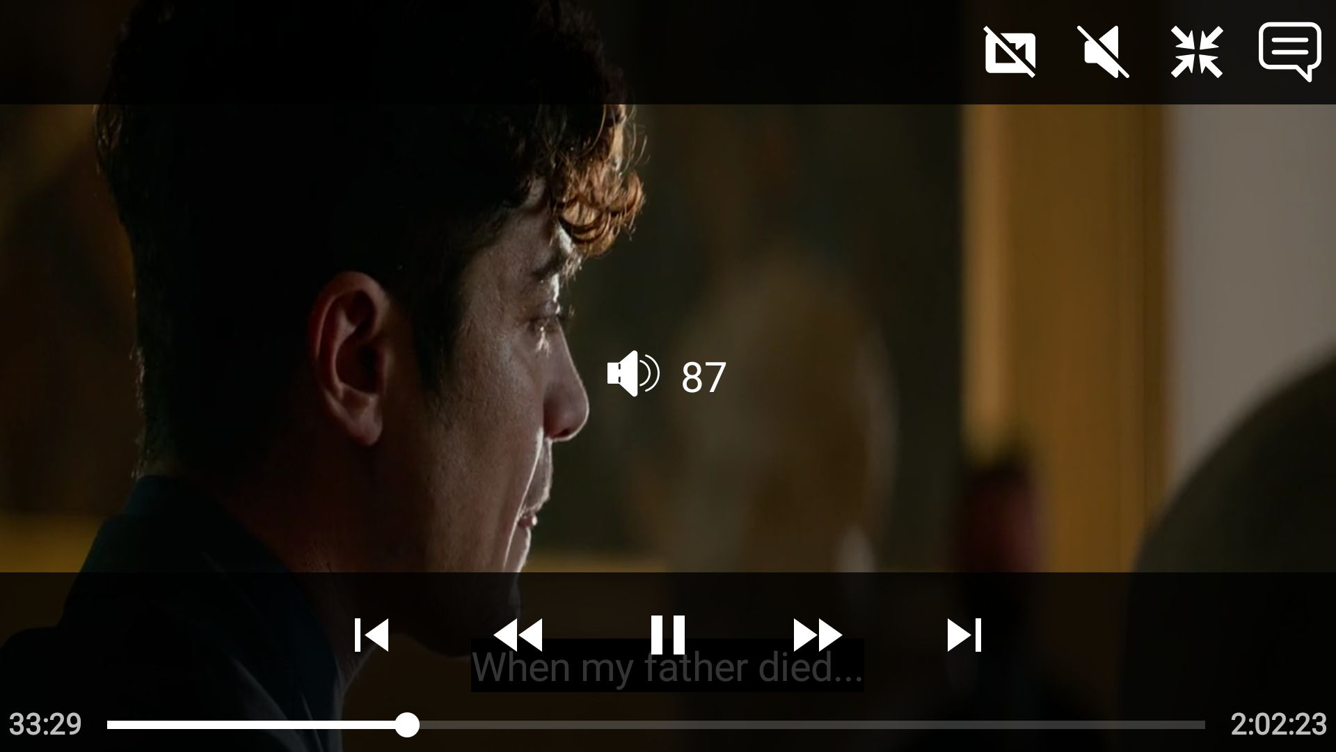 Video Player Android App Source Code Screenshot 15