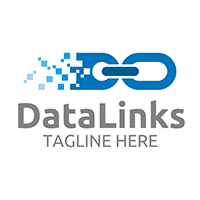 DataLinks - Logo Template