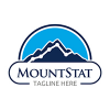 Mount Stat - Logo Template