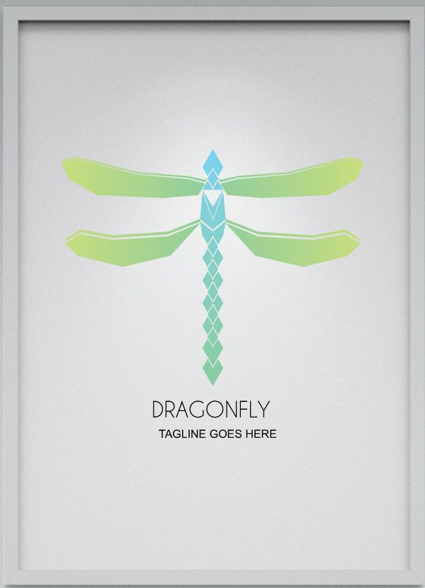 Dragonfly Logo Screenshot 1
