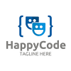 happy-code-logo-template