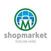 shopmarket-logo-template