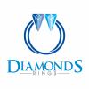 diamonds-ring-logo-template